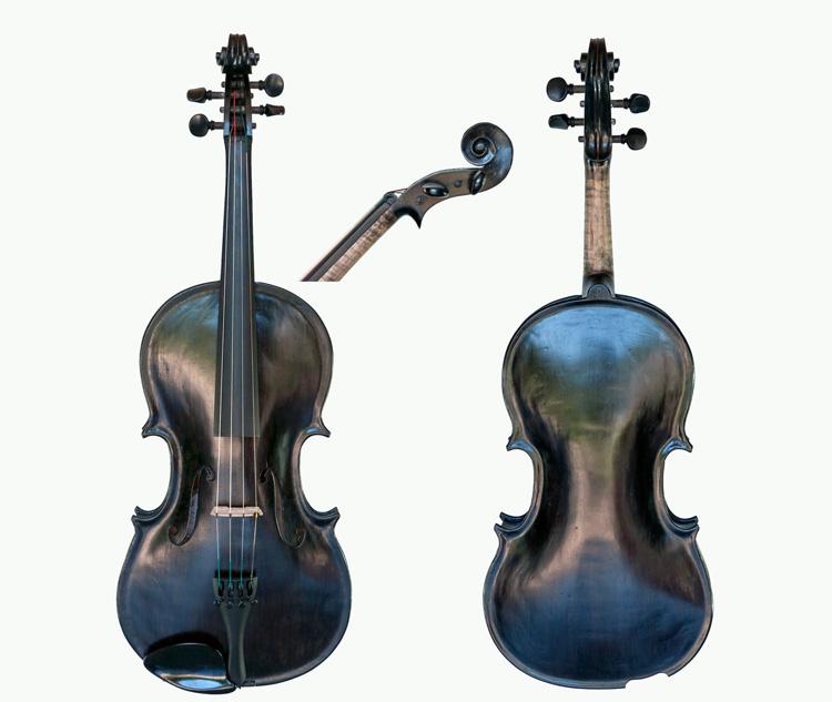 Joseph Federer Violin 7 All