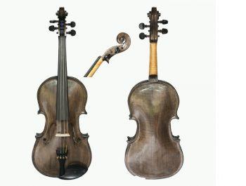 Joseph Federer Violin 8 All