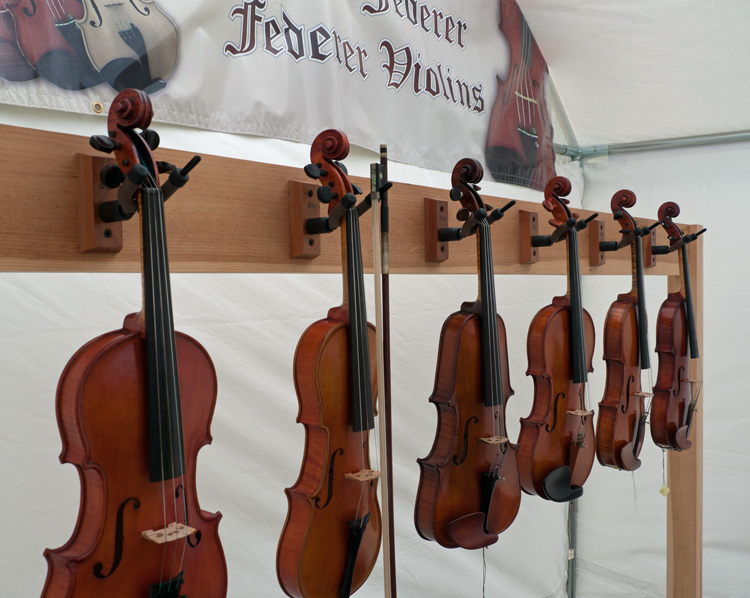 Federer Violins Gallery